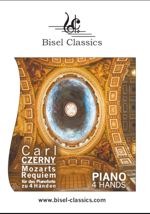 Product picture Mozarts Requiem fur das Pianoforte zu 4 Handen